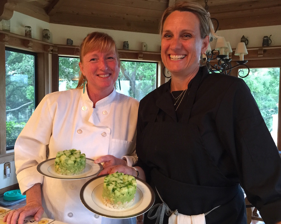 Two Sisters Catering at The Casitas Estate