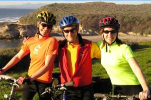 Biking on the Central Coast