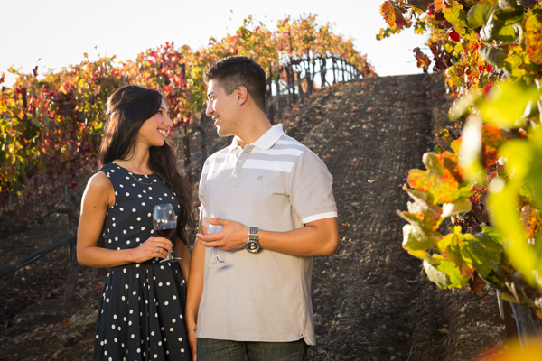 Talley Vineyard Wine Tasting Tour