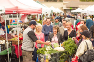 The Arroyo Grande Farmers Market