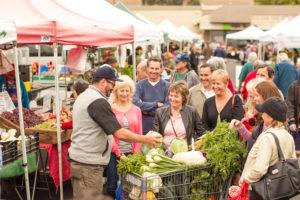 The Arroyo Grande Farmers Market
